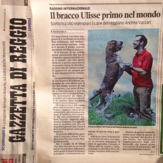 http://gazzettadireggio.gelocal.it/reggio/cronaca/2014/09/28/news/il-bracco-ulisse-primo-nel-mondo-1.10016219