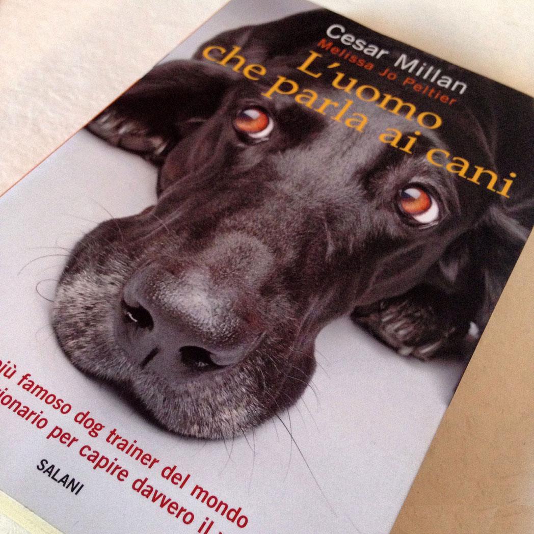 cesar millan l'uomo che parla ai cani recensione libri cani