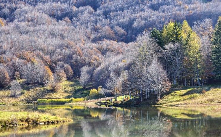ventasso lago calamone