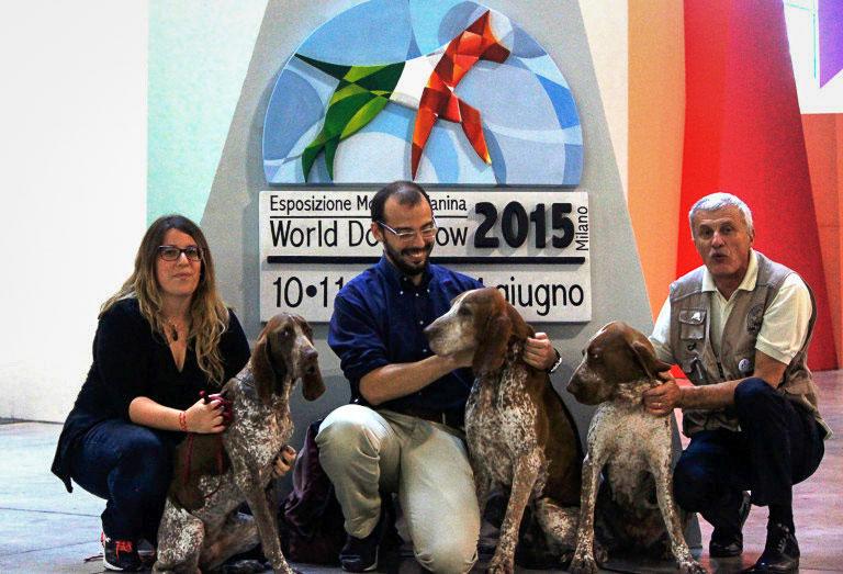 world dog show milano 2015