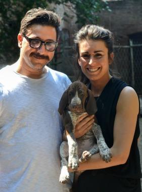 Dracarys detta Bruna con Andrea e Giulia