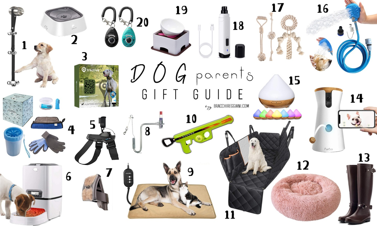 gift guide dog parents