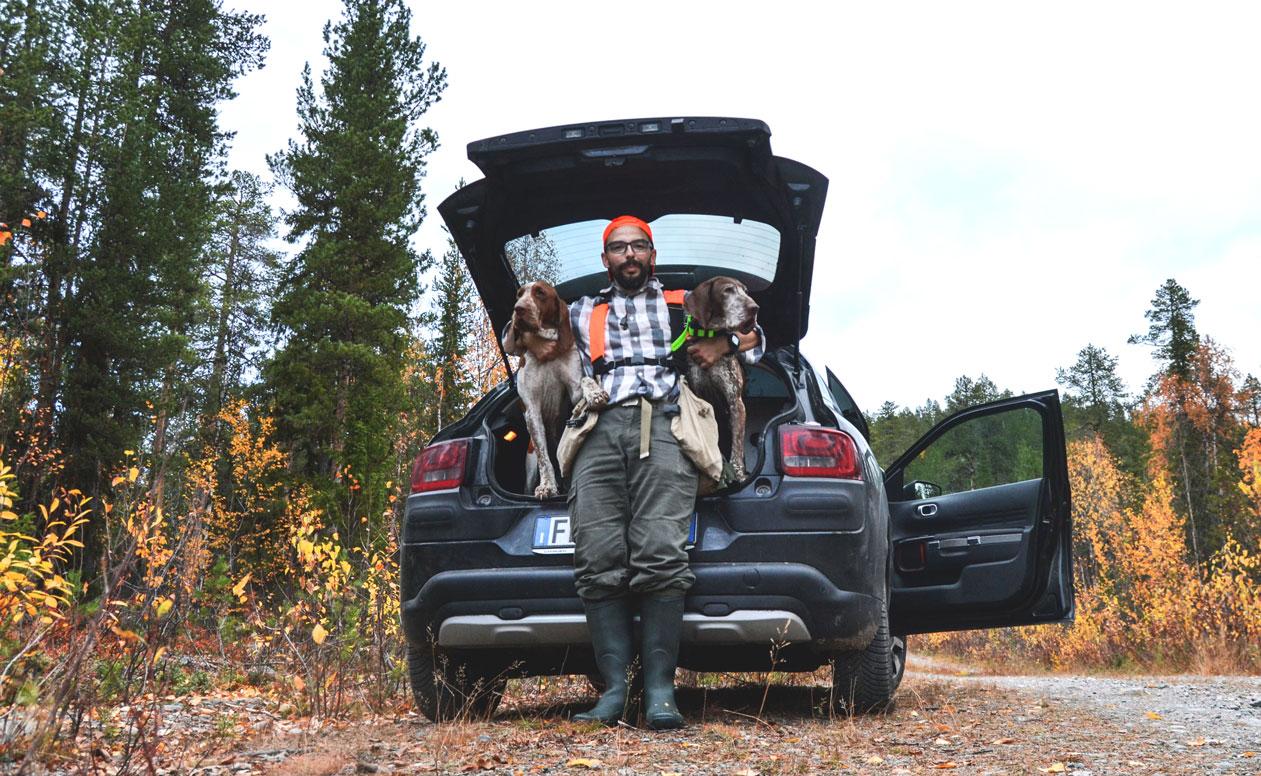 caccia-col-cane-in-lapponia